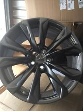 "Lexus LS460 LS600 LS500 2018 20"" OEM Wheels Set Of 4 WITH CAPS Fsport Staggered"