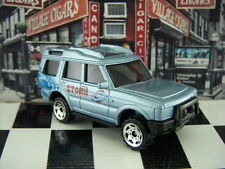 '01 MATCHBOX LAND ROVER DISCOVERY LOOSE 1:64 SCALE