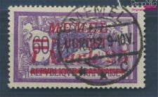 zona del Memel 100 usado 1922 Correo aéreo (8209705