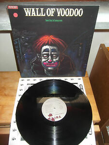 """Wall Of Voodoo """"Seven Days In Sammystown"""" LP I.R.S. EUROPE 1985"""