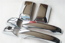 New Chrome Door Handle Cover Trim For Jeep Compass 2011 2012 2013 2014 2015 2016