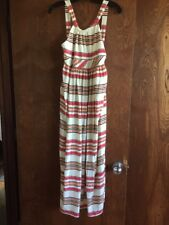 RALPH LAUREN Kids GIRLS MAXI long Dress size XL 16 NWOT