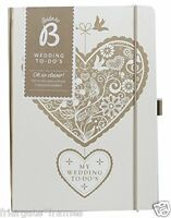 KTWO Wedding Planner Busy B Book Diary Organiser Journal Engagement Gift