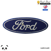 Ford Car Racing Embroidered Iron On Sew On PatchBadge For Clothes Bags etc