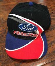 Vintage Ford racing motor sports Logo Hat Cap DP Racing Officially Licensed
