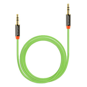 Premium 3.5mm AUX AUXILIARY CORD Male to Male Stereo Audio Cable for MP3 CAR PC