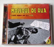 MOLEQUE DE RUA . STREET KIDS OF BRAZIL . CD