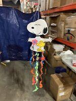 42168 Peanuts Snoopy /& Woodstock Spring Windsock