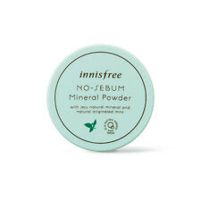 [Innisfree] No-Sebum Mineral Powder 5g (Korean Cosmetics)