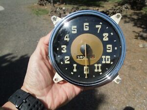 1949, 50, 51 Hudson Speedometer NICE Unrestored Original