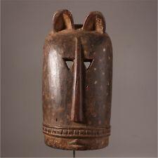 10879 Dogon Gesicht Leopard Maske Mali
