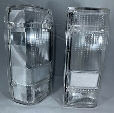 FORD RANGER YRS 83-92 & BRONCO 2 YRS 83-90  ALL CLEAR TAIL LIGHTS NEW SALE 3 DAY