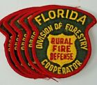 Florida Division of Forestry Rural Fire Defense Cooperator Small Patch