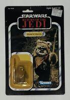 Star Wars ROTJ Wicket W. Warrick 1983 action figure