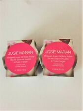 Josie Maran Whipped Argan Oil Body Butter. Tropical Orchid.  **Lot of 2**