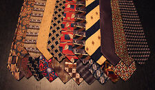 Lot of 20 NEW Designer Neck Ties with Various Patterns L040