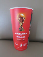 Gobelet du match Beer Cup 2018 FIFA World Cup Argentina - Iceland