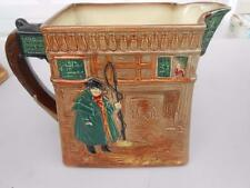 Royal Doulton Pickwick Papers Charles Dickens Pitcher Jug Perfect England