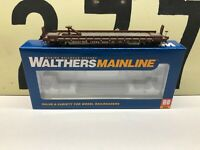 Walthers HO Scale GN Great Northern 53' GSC Flatcar Road #60203 RTR New