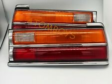 X2 FOR TOYOTA CORONA TT130 RT130 T130 SEDAN REAR TAIL LIGHT LAMP LH RH 78 79