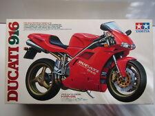 Tamiya 1:12 Scale Ducati 916 Desmoquattro Superbike Model Kit - New # 14068*2000