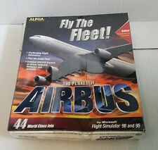 Fly the Fleet The Planes of Airbus for Microsoft Flight Simluator 95/98