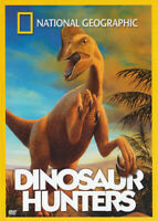 Dinosaur Hunters (National Geographic) New DVD