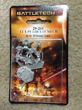Classic Battletech Miniatures: Locust 20-261 NISB