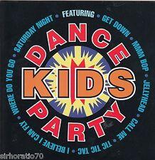 DANCE KIDS PARTY CD