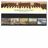 GB 2002 Bridges Of London Presentation Pack 338