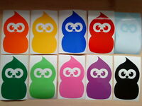 zingy edf energy car sticker funny novelty vinyl decals graphics jdm 5x3 inches