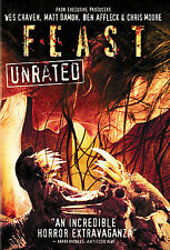 Feast (DVD, 2006, Unrated) - BRAND NEW