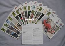 Triumph Collectors Classic Car Cards