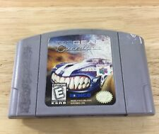 Top Gear Overdrive (Nintendo 64, 1998) N64 Game Tested Fast Shipping