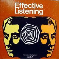 XEROX effective listening 3 LP Mint- CSM 1205 7 Vinyl 1970 Record