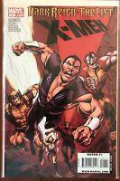 Dark Reign -The List : X-Men One-Shot Marvel NM 2009