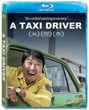 A TAXI DRIVER   - Region free - BLU RAY  - Sealed
