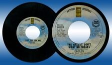 Philippines EAGLES I Can't Tell you Why 45 rpm Record