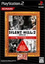 PS2 Silent Hill 2 Greatest Hits PlayStation 2 Japan F/S