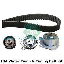 INA Water Pump & Timing Belt Kit (Engine, Cooling) - 530 0223 30 - EO Quality