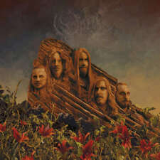OPETH - Garden Of The Titans (Live At Red Rocks Amphitheatre) - Ltd. Earbook