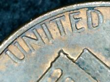 1981 Lincoln Cent Double Die Reverse