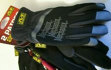Mechanix Utility Work Gloves 2 Pair Size M Medium he Original Tactic 1 pair FREE