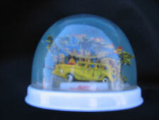 vintage snow globe Plaza theatre of wax