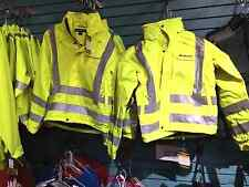 LaCrosse Mountain Pass JACKET ANSI/ISEA Certified HI VIS VISABILITY SMALL , NEW