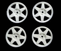 Tapacubos Type Impreza White 15.9mm para llanta Sloting Plus Mustang Slot Design