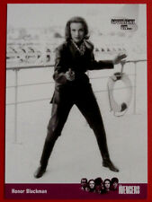 THE AVENGERS - Card #76 - Honor Blackman - SERIES ONE - Strictly Ink 2003