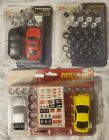 Zip Zaps BUNDLE 4 Body Kits+Custom Tire and wheel Kit. Super Street German NEW