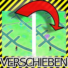 Pokemon GO - Pokestop / Arena / Gym / Ingress Portal verschieben
