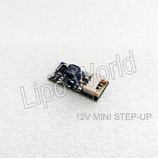 Mini step-up Convertisseur de tension dans 2,5-12v out 12v 1,4a Lipo Batterie Modélisme DC DC